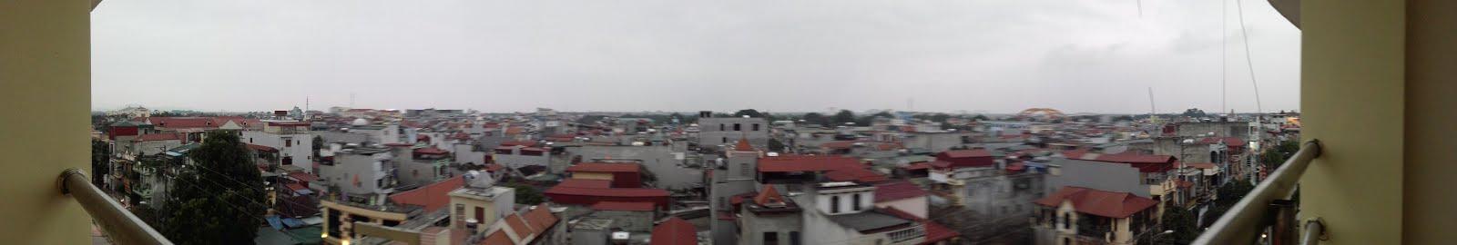 View of Phủ Lý