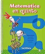 Libro de matemática: soluciones