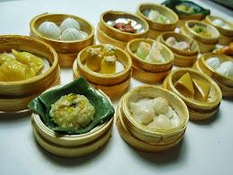 My Handmade Miniature Dim Sum