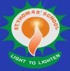 St Thomas School Dwarka Logo
