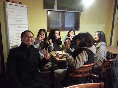 80 Hari di Korea : Hari 71 (Kelas Malaysia & Tukang Masak Yang Baik Hati)