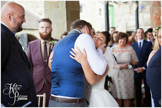 share the honest love, high house farm brewery wedding, barn wedding, barn wedding northumberland, northumberland wedding photographer, quirky wedding, katie byram photography, matfen barn wedding,