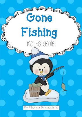 Classroom fun gone fishing maths game freebie for Gone fishing game