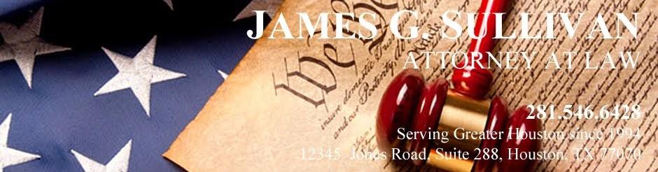 Liberty County Criminal Defense Lawyer | Texas Trial Attorney James Sullivan