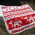 Fair Isle Horse Hot Pad Pattern