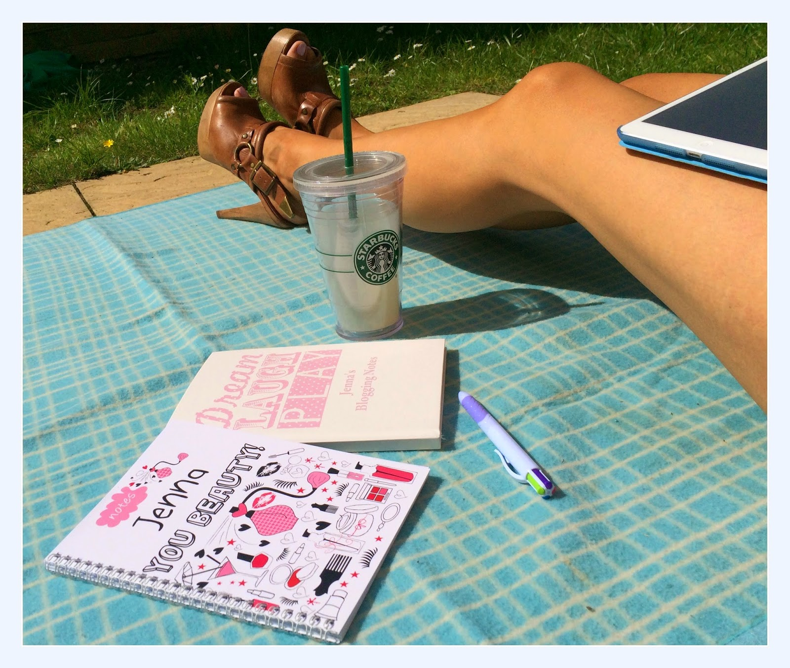 personalised-blogging-notebook-review