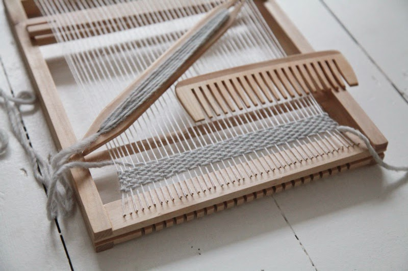 portable weaving frame   artemis russell