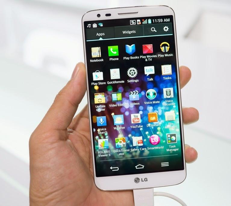 Info Harga LG Smartphone dan Spesifikasi Terbaru 2015