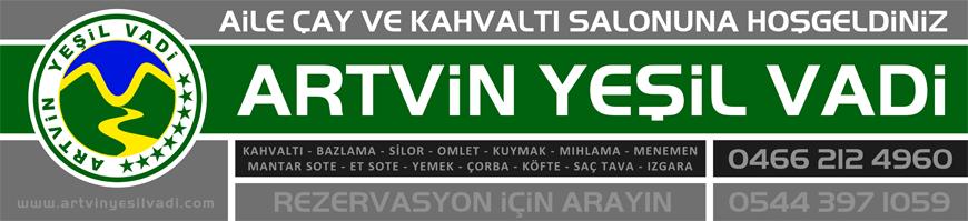 Artvin Yeşil Vadi