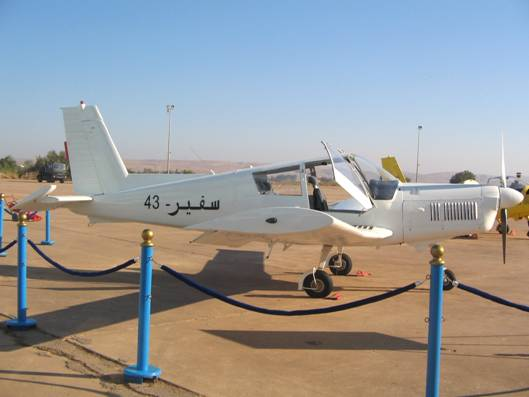 Fuerzas Armadas de Argelia Safir43+(1)