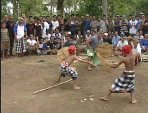 Ritual Gedub Ende di Bali