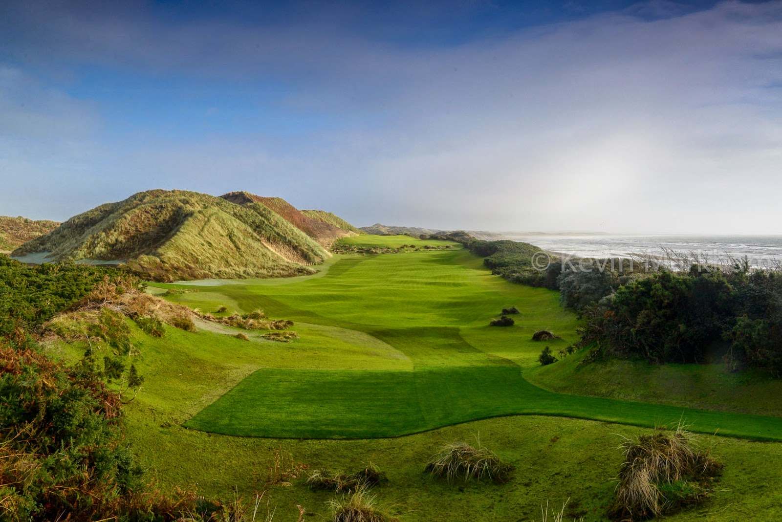 hooked ireland 39 s golf courses royal county down 39 s new holes