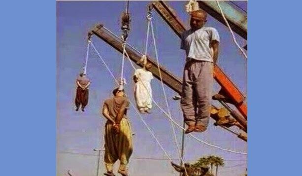 Sebahagian Daripada 529 Rakyat Mesir Di Hukum Gantung Sampai Mati