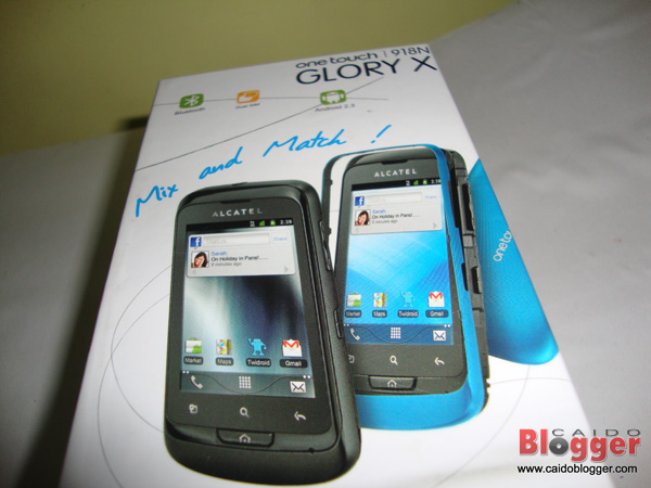 Alcatel One Touch 918N Glory X