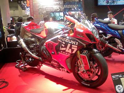 ヨシムラ ブース GSX-R1000 L4
