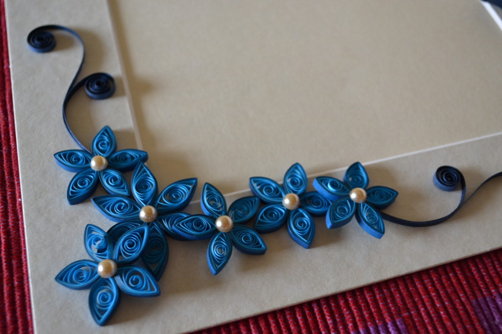 Quilling Ideas: March 2013