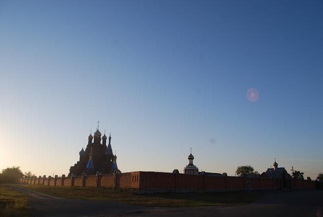 Свято-Михайловский монастырь, Пелагеевка.