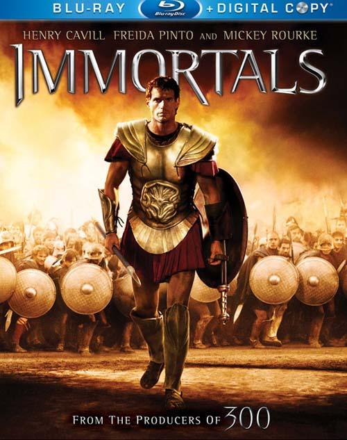 Immortals (2011) BluRay 1080p BRRip 1.3GB