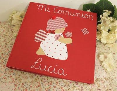 álbum-comunión