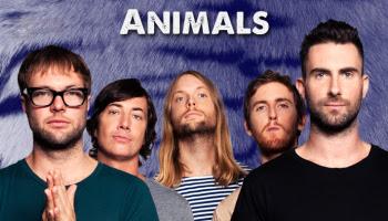 Makna, Arti, Terjemahan, Lirik, Lagu, Animals, Maroon 5