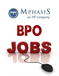 BPO jobs in Mphasis