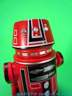 R5-Series Astromech Droid Red and Black (not R5-K6)