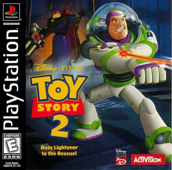 Toy Story 2 | El-Mifka