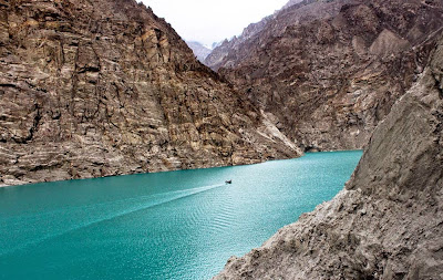 Attabad lake - Pakistan