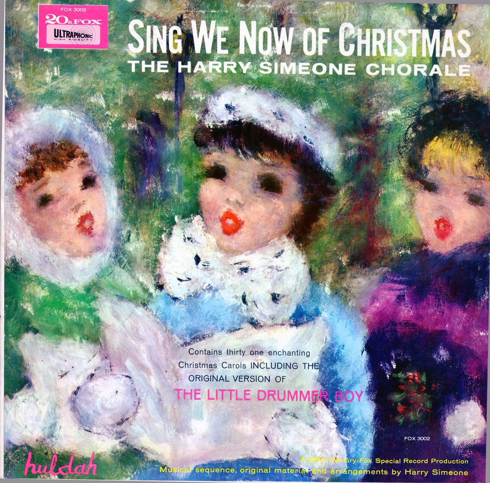 Harry Simeone Chorale | Unforgettable Christmas Music