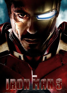 Poster Of Iron Man 3 (2013) Full English Movie Watch Online Free Download At worldfree4u.com