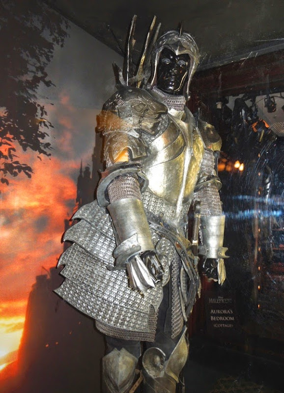 King Stefan Maleficent armour costume