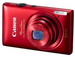 Canon PowerShot ELPH 300 HS Camera