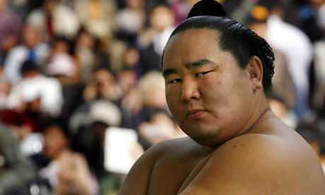 монгол чемпион сумо