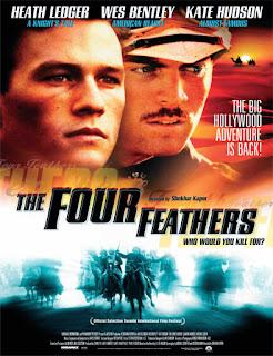 Poster de Las cuatro plumas (The Four Feathers) (2002) Online