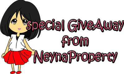 Special GiveAway From NeynaProperty