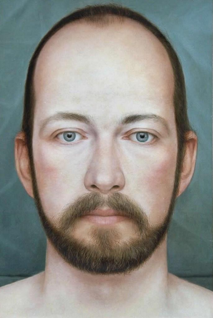 retratos de hombres pintura artística rostros de hombres al óleo