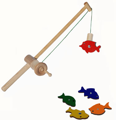 Mac toys fishing around is fun for Best fishing rod for kids