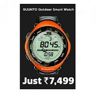 Buy Suunto Vector Digital Smartwatches at Rs.7499 : Buytoearn