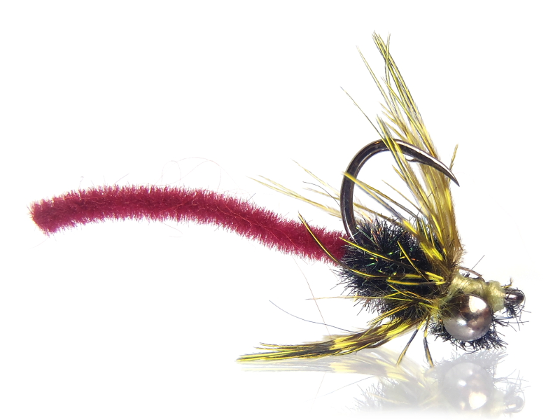Fly carpin 2014 fly swap john montana 39 s hybrid for Fly fishing carp