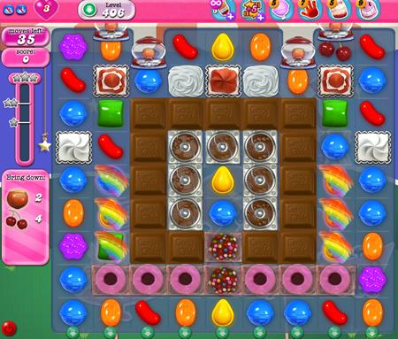 Candy Crush Saga 406