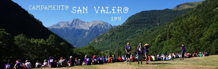 Campamento San Valero 2018