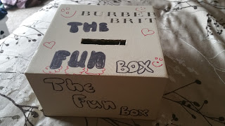 the fun box, blended family, fun ideas for kid weekends, parenting, step parenting