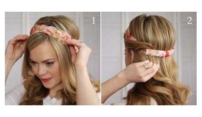 Tips Dandanan Rambut Agar Tampak Cantik Dengan Model Rambut Wanita ...