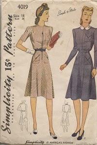 1940s Patterns