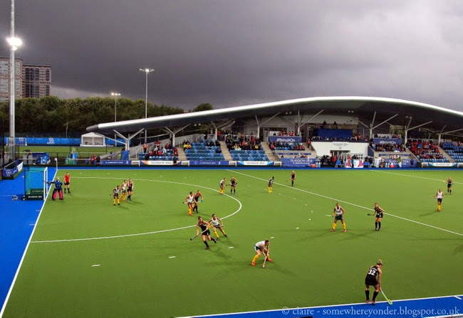 Commonwealth Games - womans hockey bronze match