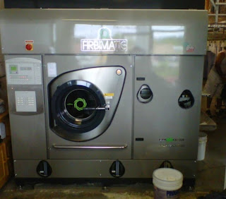 Firbimatic Hydrocarbon dry cleaning machine