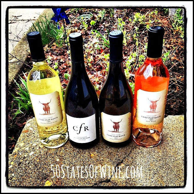 Casey Flat Ranch Wines