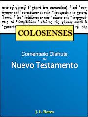 Comentario Bíblico Disfrute: Colosenses