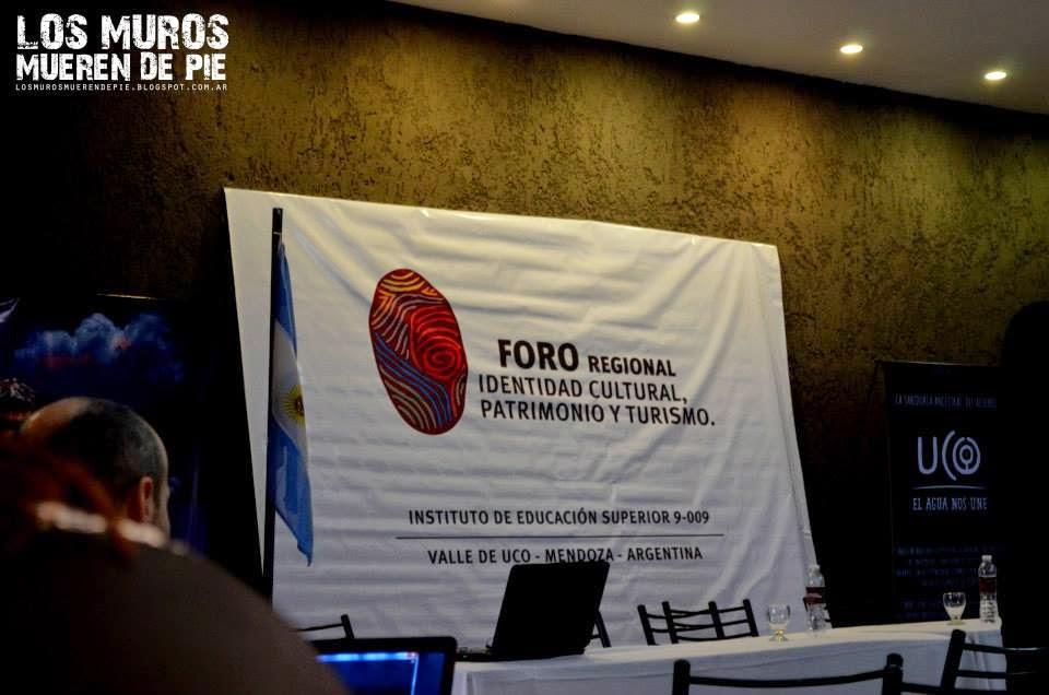 II Foro Regional de Identidad Cultural, Patrimonio y Turismo - Septiembre 2014
