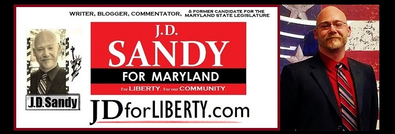 JD for LIBERTY | JD Sandy for Maryland
